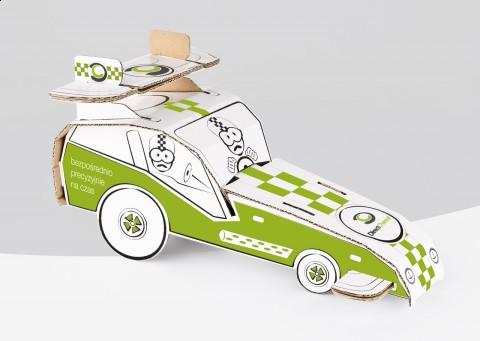kartonowy model 3d